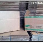Comprar caixa de papelão usada